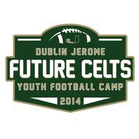 Dublin Jerome HS Youth Football Camp - Summer 2014