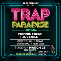 TRAP PARADISE Winter Music Conference Edition