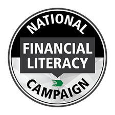 National Financial Literacy Campaign logo