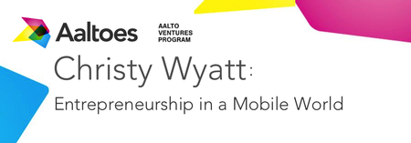 Aaltoes Talk with Christy Wyatt