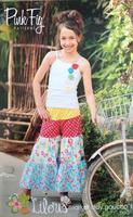 girls' goucho pants series