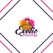 EXOTIC PAINTINGS logo