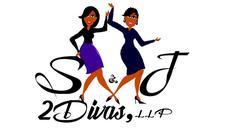 S & J 2 Diva's, LP logo