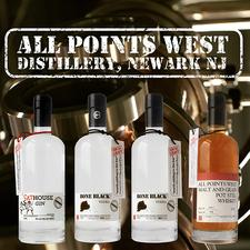 All Points West Distillery logo