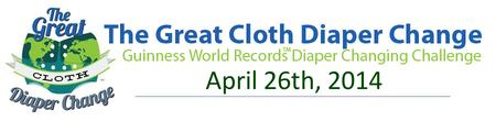 Babies in Bloom - The Great Cloth Diaper Change 2014
