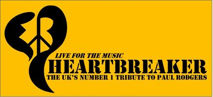 Heartbreaker - Paul Rodgers Tribute Band.