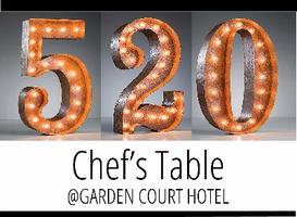 520 Chef's Table @ Garden Court Hotel