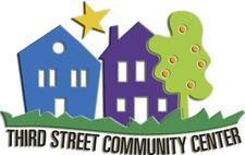 Third Street Community Center logo