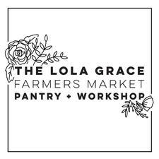 Lola Grace Events logo