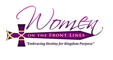Women on Frontline International Fellowship  logo