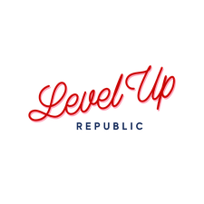 Level Up Republic logo