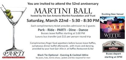 2014 Martini Ball at the Witte