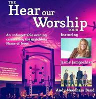 Hear our Worship Tour ~ Concert with Jaime Jamgochian,...