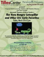 The Very Hungry Caterpillar and other Eric Carle Favori...