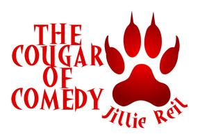 THE COUGAR OF COMEDY™ Jillie Reil Does The Comedy...