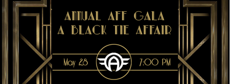 Annual AFF Gala: A Black Tie Affair