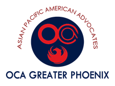 OCA Greater Phoenix Chapter logo