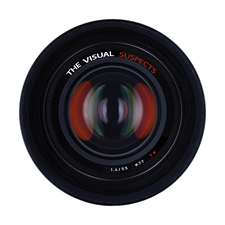 The Visual Suspects logo