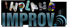 Unpland Improv logo