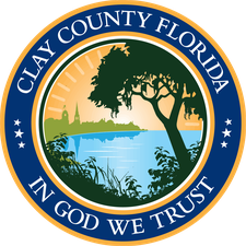UF/IFAS Extension Clay County logo