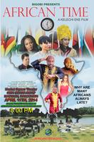 •★•AFRICAN TIME: THE MOVIE PREMIERE IN MADISON...