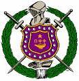 The Eta Phi Chapter of the Omega Psi Phi Fraternity Inc.  logo