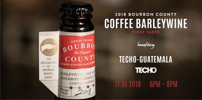 '18 Bourbon County Stout Coffee Barleywine First Taste...