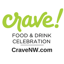 Crave Northwest  logo