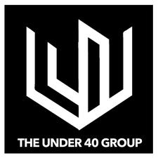 Under 40 Group logo
