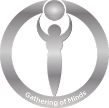 Gathering of Minds logo