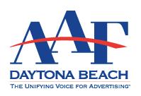 AAF Daytona Beach logo