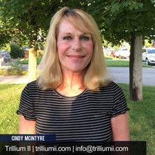 Cindy McIntyre | Trillium II logo