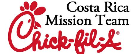 2014 Costa Rica Mission - Chick-fil-A Dinner