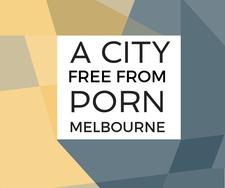 Healthy Communities - Say No to Porn logo