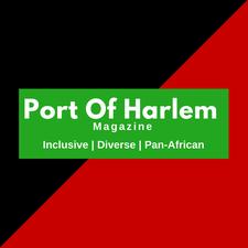 Port Of Harlem magazine logo