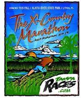 11th Annual X-Country Marathon, 30K, Half-Marathon & 5K
