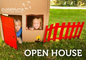Final Open House for 2014/15 School Year