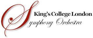 King's College London Symphony Orchestra Spring Concert