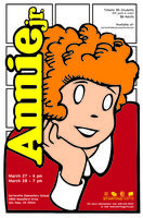 Starting Arts and Sartorette Elementary present Annie- SOLD...