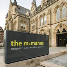 The McManus: Dundee's Art Gallery and Museum  logo