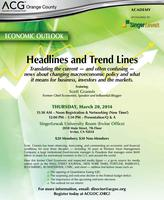 ACG OC Academy - Headlines & Trend Lines - March 20,...