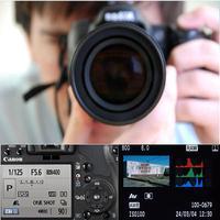 Advanced Digital SLR Course - $29.95 SF