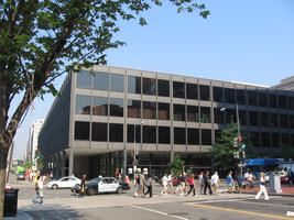 Walking Tour:  German-Born Architects in Downtown DC