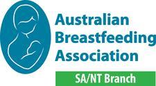 Australian Breastfeeding Assocation SANT Branch logo