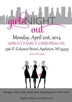 Girls Night Out! Hosted by Abbott Family Chiropractic