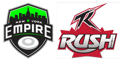 New York Empire v. Toronto Rush