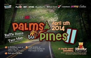 2nd Annual Palms to Pines Canyon Run to Benefit Share...