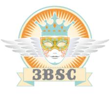 The 3 Beaches Social Club logo
