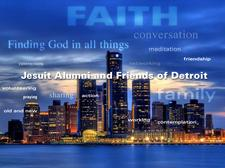 Jesuit Alumni and Friends of Detroit logo