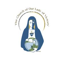 Our Lady of Victory Catholic Church logo